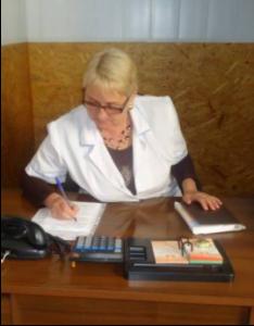 САМУЧЕНКО Т.А. Врач-нарколог высшей категории. Общий стаж работы в наркологии - 36 лет
